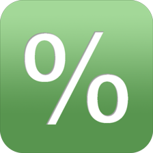 Simply Percentage Free on iPhone